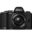 Review: Olympus OM-D E-M10