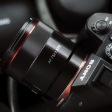 Samyang AF 75mm F1.8 FE - Portretlens voor Sony
