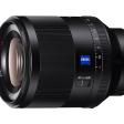 Sony Zeiss Planar T* FE 50mm f/1.4 ZA - een professioneel vast-brandpunt objectief