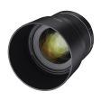 Samyang AF 85mm F1.4 FE - Portretlens voor Canon RF
