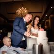 Een echte bruiloft gefotografeerd door Zoomers