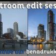 Het blauwe uur benadrukken | Lightroom edit sessie