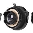 Lomography 'Experimentele Lens Kit' voor Micro-FourThirds