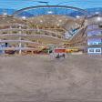 Het maken van een 360 graden panorama foto (deel 4 Publiceren)