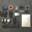 Welke apparatuur neem je mee op reis?