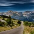 Composities voor landschapsfotografie: lijnen
