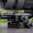 Super Mag Slider macrorail Velbon helpt bij macrofotografie