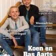 Cover voor een blad fotograferen