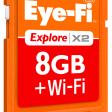 Eye-Fi verdubbelt snelheid en capaciteit