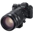 Fujifilm X70 & FUJINON XF100-400mm F4.5-5.6 R LM OIS WR