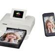 Canon SELPHY CP1200: Overal printen