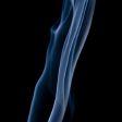 Creatieve onderwerpen voor thuis: rook fotograferen