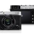 Fujifilm X-E3: snelle en krachtige camera met 'meetzoeker' design