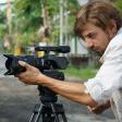 Sony-camcorder met verwisselbare lenzen