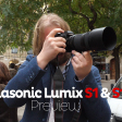 Panasonic Lumix S1 en S1R Preview - De straat op in Barcelona!