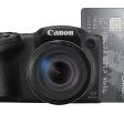 Canon PowerShot SX540 HS en SX420 IS