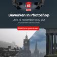Bewerken in Photoshop - Zoom Academy Live | Schrijf je nu gratis in!
