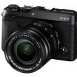 Technische verzamelbak - Fujifilm X-E3