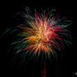 Expertuitdaging: Vuurwerk in een landschap fotograferen