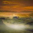Mist gebruiken voor mysterieuze landschapsfoto's