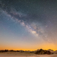 Hoe fotografeer je de Melkweg in de zomer?