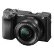 Sony A6400 systeemcamera - De nieuwste toevoeging