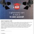 Zoom Academy LIVE - Lightroom Webinar | Schrijf je nu gratis in!