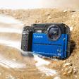 Panasonic Lumix FT7 - Overal en altijd fotograferen en filmen!