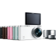 Samsung introduceert kleinste systeemcamera: NX mini