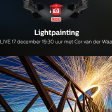 Belangrijke update: Zoom Academy LIVE 'Lightpainting' donderdag 17 december