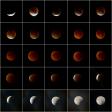 Tips om de totale maansverduistering te fotograferen