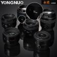 Yongnuo AF-objectieven. Het redelijk alternatief?