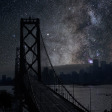Zo zou de hemel boven steden eruit zien zonder lichtvervuiling