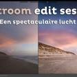Zo creëer je een spectaculaire lucht | Lightroom edit sessie