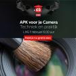 APK voor je camera: techniek en praktijk - Zoom Academy Live | Schrijf je nu gratis in!
