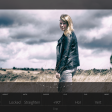 Quickstart: Swipen naar zwart-wit in Lightroom Mobile