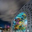 Rotterdam in beeld: Cruiseschip en Markthal