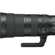 Nikon AF-S Nikkor 180-400mm f/4 E - Ingebouwde teleconverter