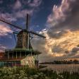 11 prachtige foto's van de Zaanse Schans
