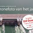Win een DJI Osmo t.w.v. €659,- met jouw mooiste Dronefoto van Nederland!