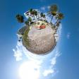 Thule Covert DSLR Backpack op reis naar Ibiza