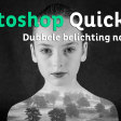 Dubbele belichting nabootsen | Photoshop Quick Tip