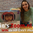 Julia's Zoom.nl Vlog (2) - WIN de HP ENVY Photo 7830!