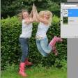Photoshop: Verander de houding met Puppet Warp