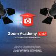 Zoom Academy Live | Meld je aan en kijk terug
