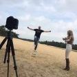Levitation in een modern jasje