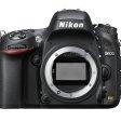 Gratis serviceupdate voor Nikon D600