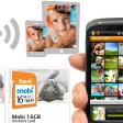 Eye-Fi: van camera naar mobiel