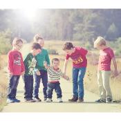 10 tips voor een leuk familieportret © familieportret, neefjes, kinderen