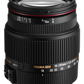 Review: Sigma 18-200mm F3,5-6,3